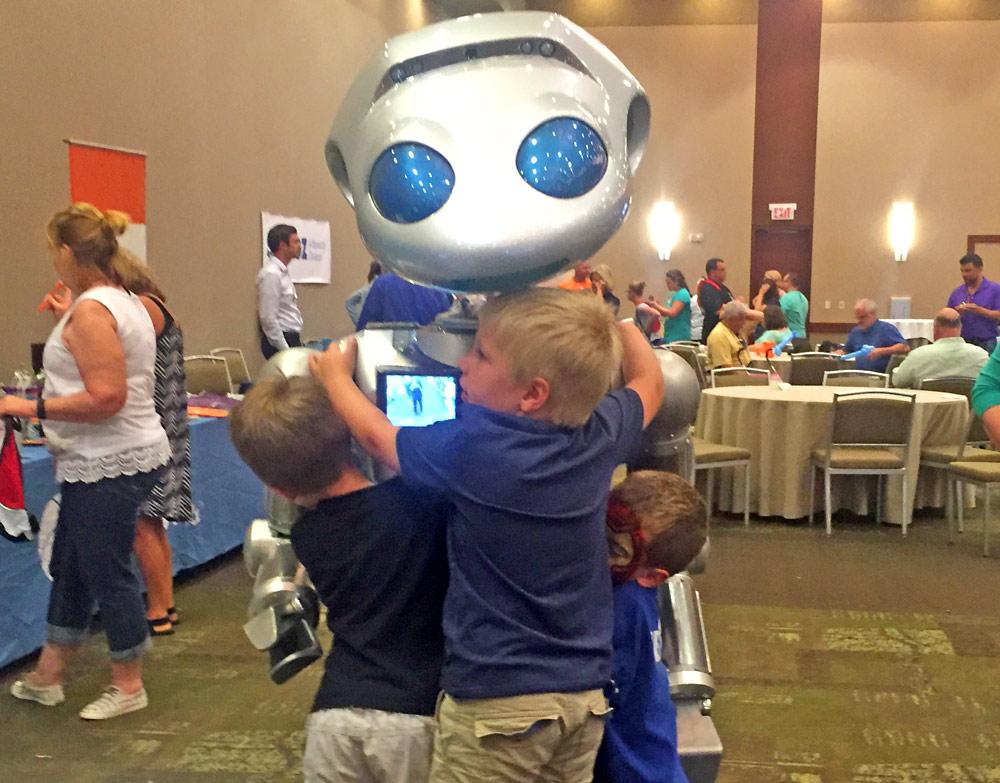 International Robotics Robot Rentals Trade Shows