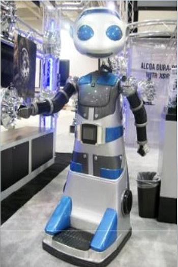 ROBOT GEMO RENTAL ROBOT