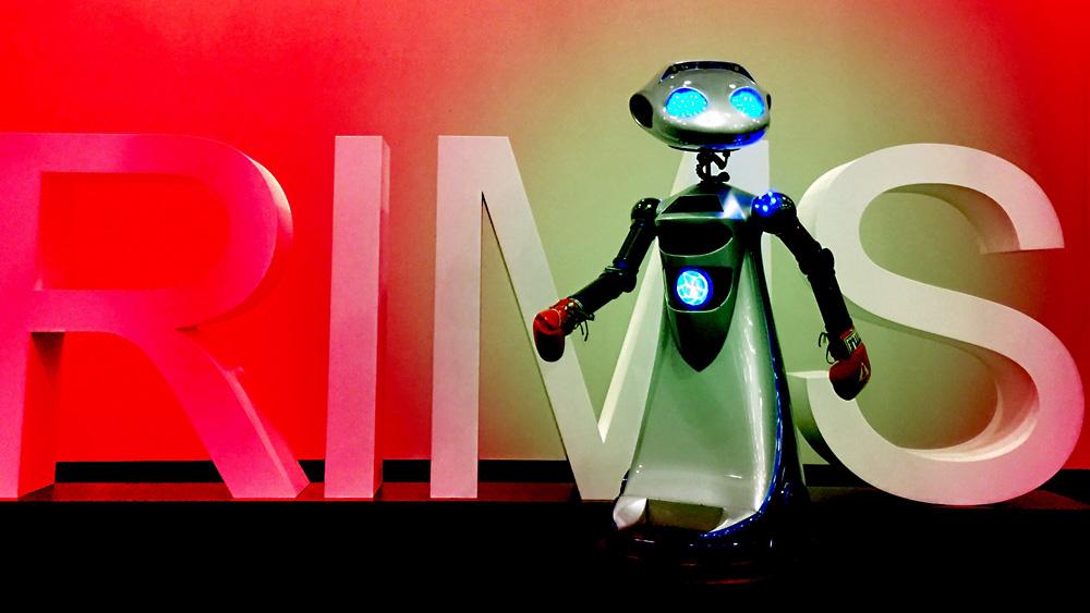 Rocky 4 Robot