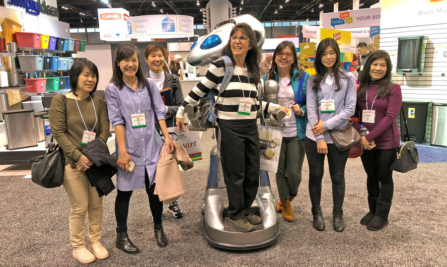 Robot Rentals to Generation X, Y and Z