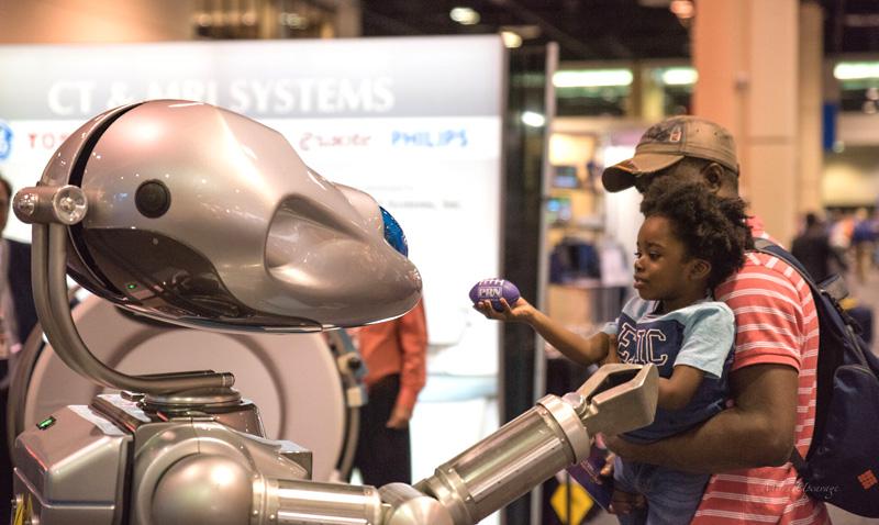 Robots & Children: Robot Millennia