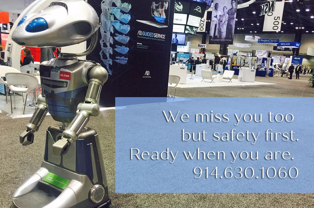 Robot Rentals at International Robotics 914.630.1060
