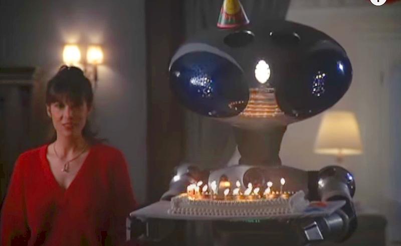 Rocky IV robot maid SICO